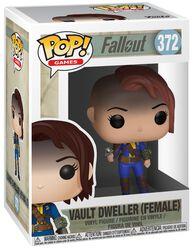 Vault Dweller (Female) Vinyl Figure 372 (figuuri)