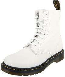 1460 Pascal Optical White Virginia 8 Eye Boot maiharit