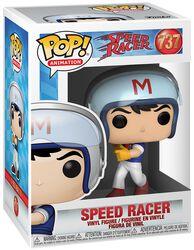 Speed Racer Speed Racer (Chase-mahdollisuus) Vinyl Figure 737 (figuuri)