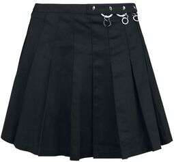 Pleated Ring Skirt