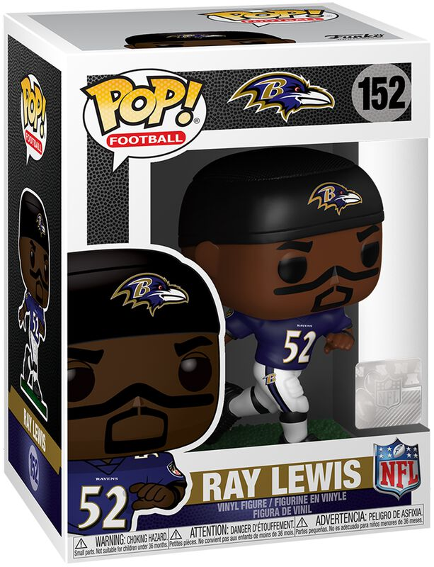 Baltimore Ravens - Ray Lewis Vinyl Figure 152 (figuuri)