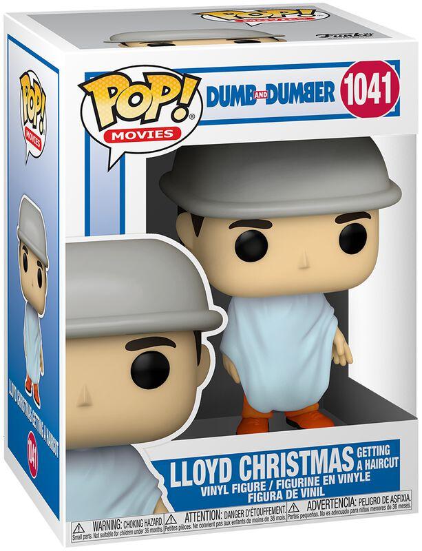 Lloyd Christmas Getting A Haircut Vinyl Figure 1041 (figuuri)