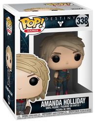 Amanda Holliday Vinyl Figure 338 (figuuri)