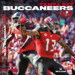 Tampa Bay Buccaneers - 2021 Calendar