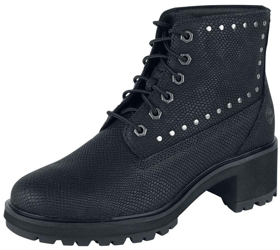 Kori Park 6 Inch Boot Jet Black