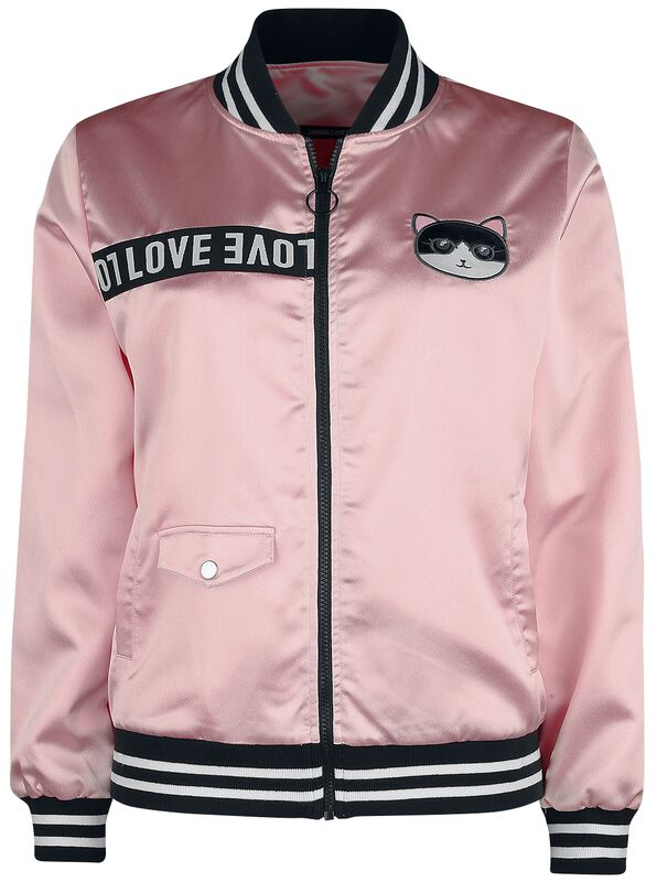 Love Cats Members Only Jacket