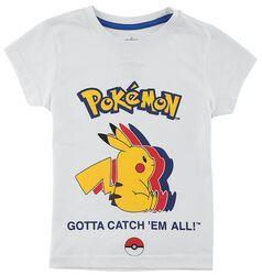 Kids - Pikachu Gotta Catch 'Em All!