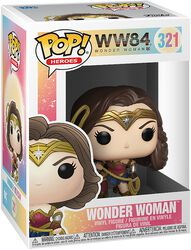 1984 - Wonder Woman Vinyl Figure 321 (figuuri)