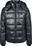 Hooded Vanish Puffer Jacket