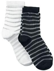 2-Pack of Ankle Socks