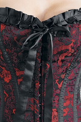 Lily Hook Red Dragon