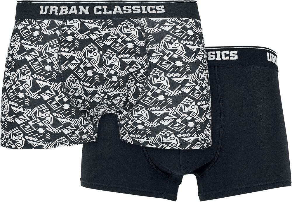 Organic Boxer Shorts bokserit (2 kpl setti)