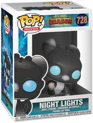 3 - Night Lights 3 Vinyl Figure 728 (figuuri)