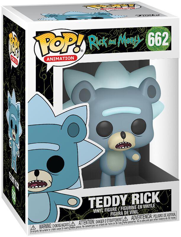 Teddy Rick (Chase-mahdollisuus) Vinyl Figure 662 (figuuri)