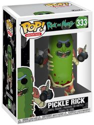 Pickle Rick Vinyl Figure 334 (figuuri)