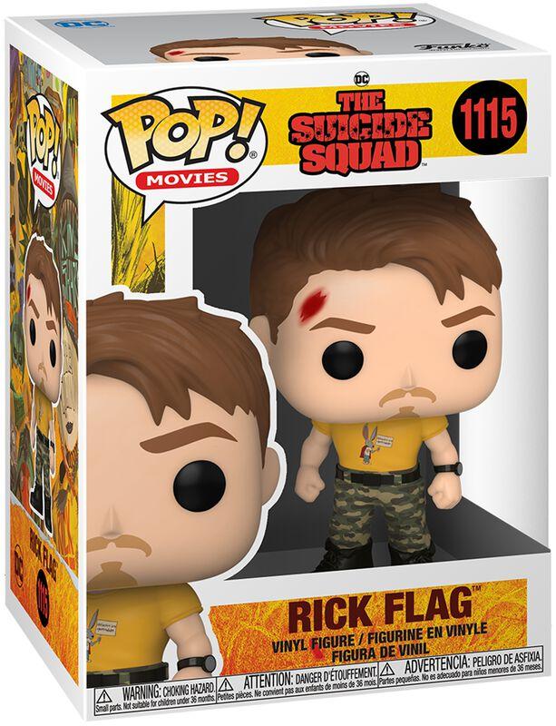 Rick Flag Vinyl Figure 1115 (figuuri)