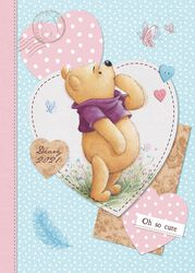 Nalle Puh 2021 A5 Diary