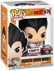 Z - Vegeta (Over 9000!) Vinyl Figure 676 (figuuri)