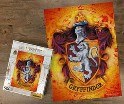 Gryffindor - palapeli