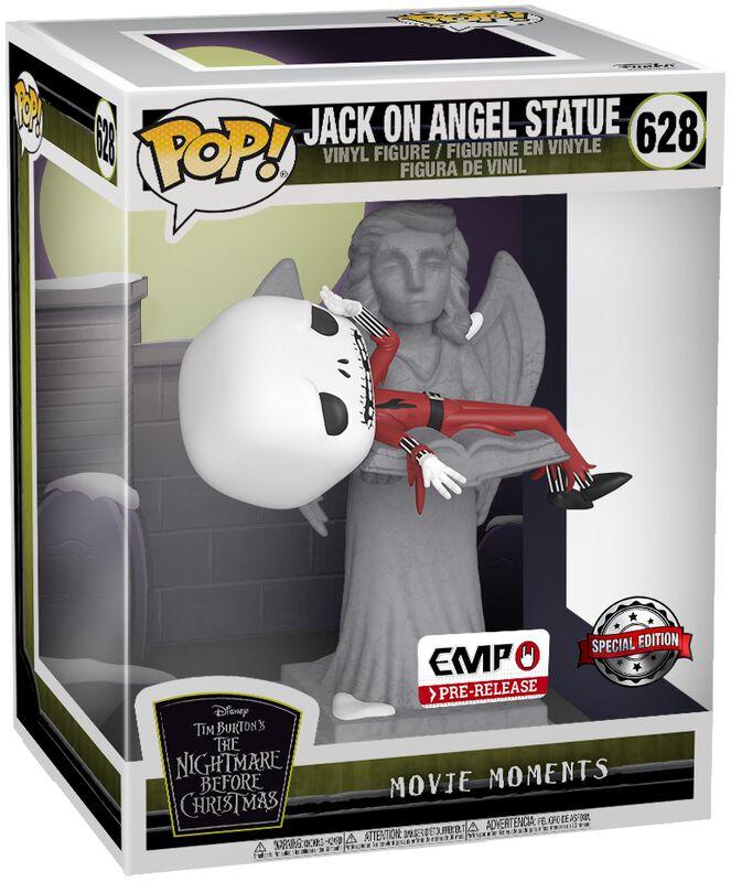 Jack on Angel Statue (Movie Moments) Vinyl Figure 628 (figuuri)
