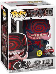Corrupted Venom (GITD) Vinyl Figure 517 (figuuri)