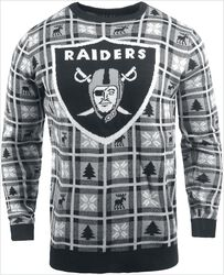 Oakland Raiders Crew Neck Sweater