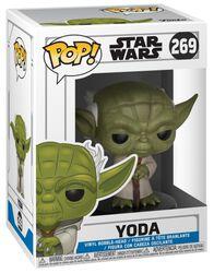 Clone Wars - Yoda Vinyl Figure 269 (figuuri)