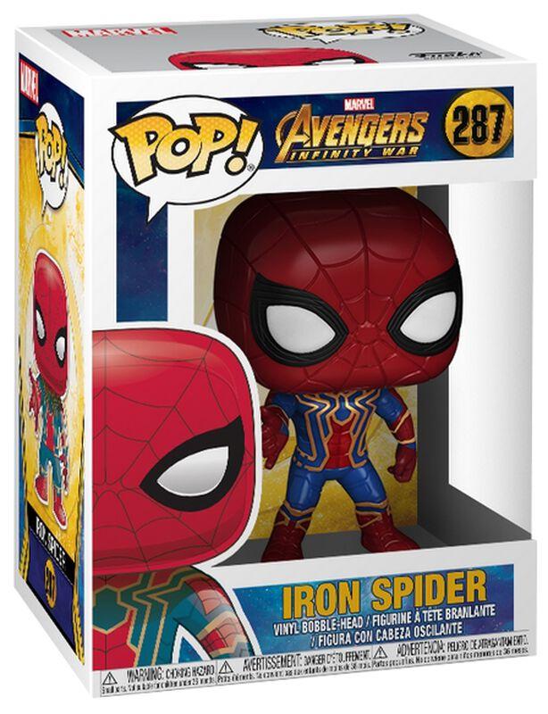 Infinity War - Iron Spider Vinyl Figure 287 (figuuri)