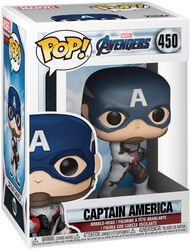 Endgame - Captain America Vinyl Figure 450 (figuuri)