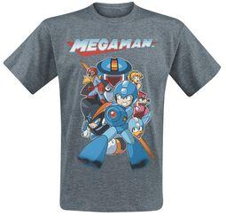 Mega Man Characters - Battle