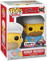 Homer Muumuu Vinyl Figure 502 (figuuri)