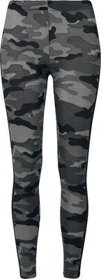 Camo Stripe Leggings