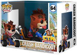 Crash Bandicoot POP Rides Vinyl Figure 64 (figuuri)