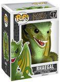 Rhaegal Vinyl Figure 47 (figuuri)