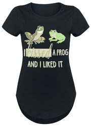 Prinsessa ja sammakko I Kissed A Frog And I Liked It