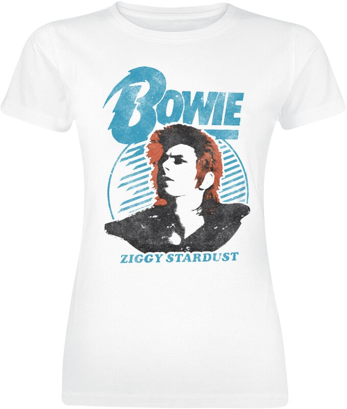 Ziggy Stardust Orange Hair