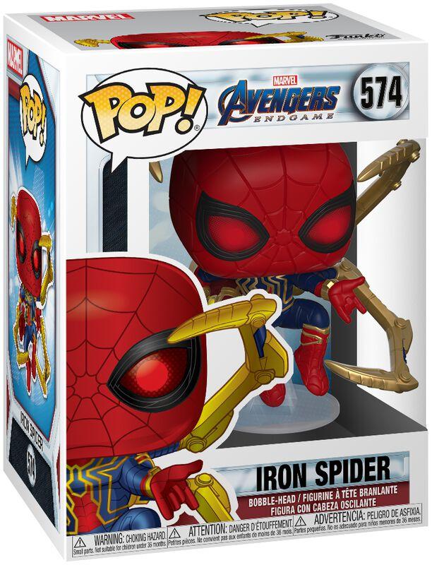 Endgame - Iron Spider Vinyl Figure 574 (figuuri)