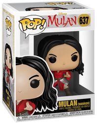 Mulan (Warrior) Vinyl Figure 637 (figuuri)