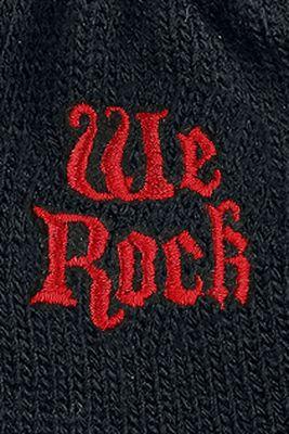 Logo & We rock