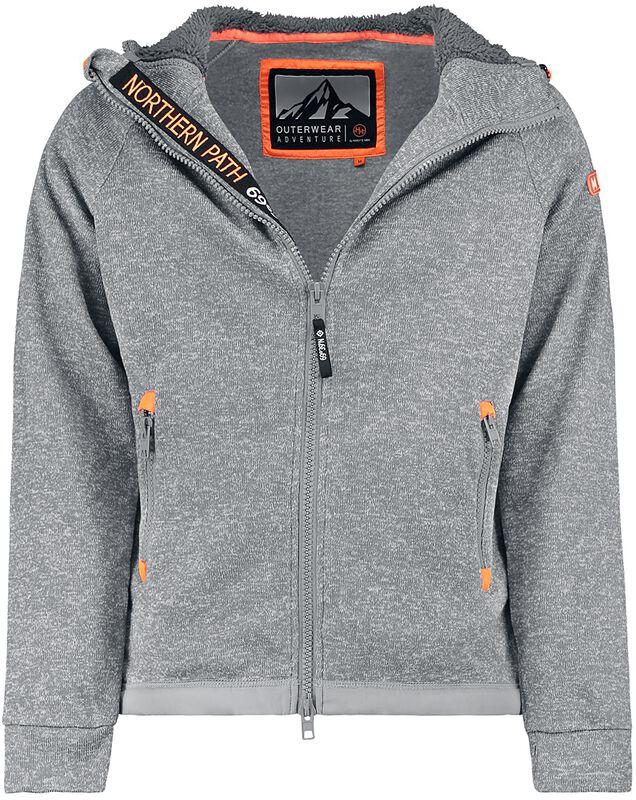 Neon Sweatjacket