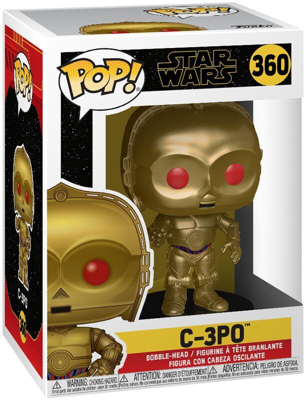 Episode 9 - The Rise of Skywalker - C-3PO Vinyl Figure 360 (figuuri)