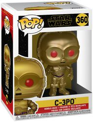 Episode 9 - The Rise of Skywalker - C-3PO Vinyl Figure 360 (figuuri)