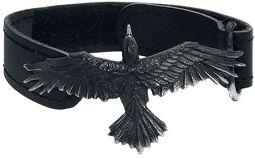 Black Consort Wriststrap
