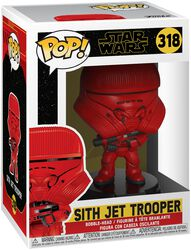 Episode 9 - The Rise of Skywalker - Sith Jet Trooper Vinyl Figure 318 (figuuri)
