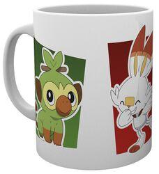 Galar Starters - Mug