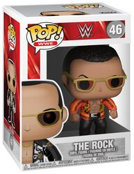 The Rock Old School Vinyl Figure 46 (Chase-mahdollisuus)