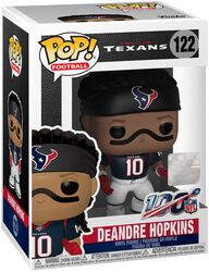 Houston Texans - DeAndre Hopkins Vinyl Figure 122 (figuuri)