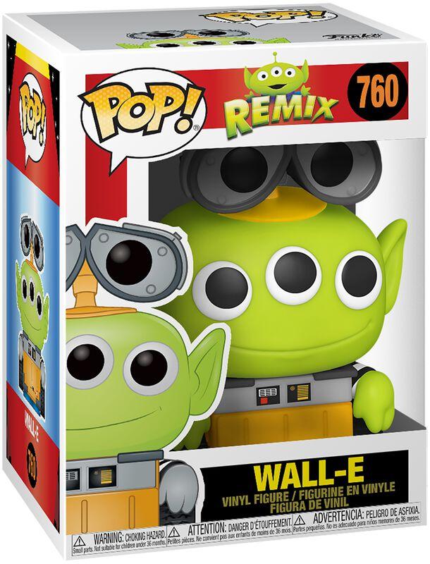 Alien Remix - Wall-E Vinyl Figure 760 (figuuri)