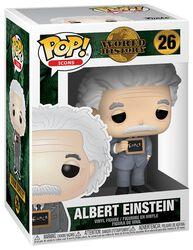 World History - Albert Einstein Vinyl Figure 26 (figuuri)