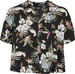 Ladies Viscose Resort Shirt havaijipaita